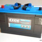 Akumulators Exide Dual EFB 115Ah 760A 12V vilkmes dziļizlādes