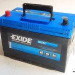 Vilkmes dziļizlādes akumulators Exide Dual AGM 12V 95Ah 650A ER450