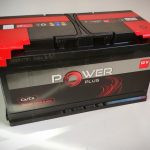 Akumulators 100Ah Power Plus 740A 12V