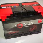 Akumulators 77Ah Power Plus 680A 12V