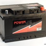 Akumulators 85AH Powerline 740A 12V