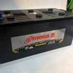 Akumulators 225AH A-Mega 5 1300A 12V