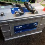 Akumulators 120AH Exide 870A 12V Power Pro