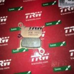 Bremžu kluči aizmugurējie KTM, Husqvarna motociklam TRW MCB750SI