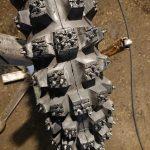 Ziemas motokrosa riepa ar radzēm Mitas C-02 120/90-19. Cena 175.00 Eur