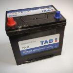 Akumulators 60AH TAB Polar 600A 12V reverss
