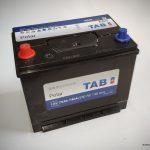 Akumulators 75AH TAB Polar 740A 12V reverss