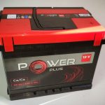 Akumulators 55AH 420A 12V Power Plus