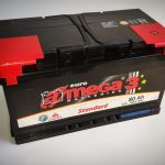 Akumulators 80AH A-Mega 3 Standart 760A 12V