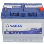Akumulators Varta 72Ah 760A 12V Start&Stop EFB. Cena 130.00 Eur