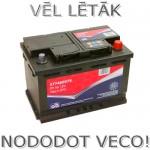 Akumulators 77Ah AD 780A 12V