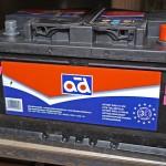 Akumulators 72Ah AD 680A 12V zemais