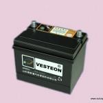 Akumulators 77Ah Vesteon Start 640A