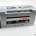 Akumulators 110Ah Bosch 920A 12V
