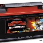 Akumulators 95Ah Sznajder AGM 780A 12V