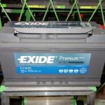 Akumulators 100Ah Exide Premium 900A 12V
