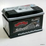Akumulators 75Ah Sznajder Silver 640A 12V zemais