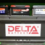 Akumulators 77Ah Delta 700A