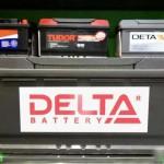 Akumulators 74Ah Delta 640A