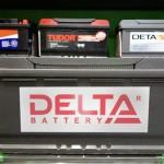 Akumulators 100Ah Delta 350A
