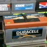 Akumulators 100Ah Duracell Advanced 820A