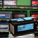 Akumulators 95Ah Exide AGM 850A 12V