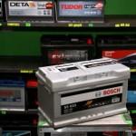 Akumulators 85Ah Bosch Silver 800A 12V zemais