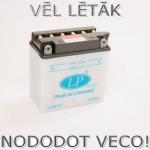 Akumulators moto Landport YB9B 12V 9Ah