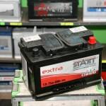 Akumulators 75Ah Start Extreme 680A 12V