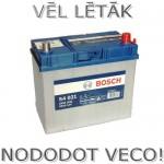 Akumulators 45Ah Bosch 330A 12V augstais