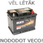 Akumulators 56Ah Wertteile 480A 12V