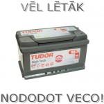 Akumulators 85Ah Tudor High Tech 800A 12V zemais