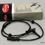 ABS devējs (riteņa griešanās ātrums) 4545.F1 0051725099 (Delphi SS20129) priekšējais