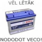 Akumulators 74Ah Bosch 680A 12V