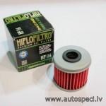 Eļļas filtrs motociklam Honda CRF HIFLO HF116