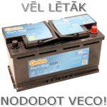 Akumulators 95Ah Centra AGM 850A 12V