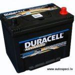Akumulators 70Ah Duracell Advanced 570A 12V augstais