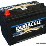 Akumulators 95Ah Duracell Advanced 720A 12V kreisais pluss, augstais