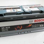 Akumulators 105AH Bosch AGM 950A 12V