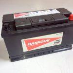Akumulators 92AH Hankook 720A 12V