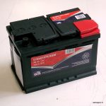 Akumulators 70AH AD AGM 760A 12V