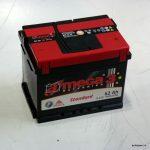 Akumulators 62AH A-Mega 3 Standart 560A 12V