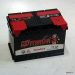 Akumulators 77AH A-Mega 3 Standart 720A 12V
