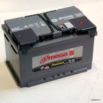 Akumulators 75AH A-Mega 5 Premium 720A 12V