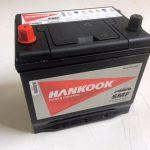 Akumulators 60AH Hankook 480A 12V