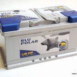 Akumulators 85Ah BAREN 760A 12V