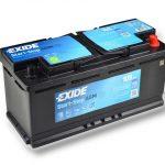 Akumulators 105AH Exide AGM 950A 12V