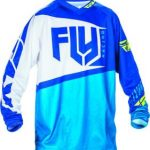 FLY RACING F-16 motokrosa-enduro krekls zils. Cena 21,00 Eur.
