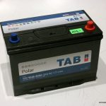 Akumulators 95Ah TAB Polar 850A 12V Asia