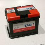 Akumulators 66Ah TAB Magic 640A 12V